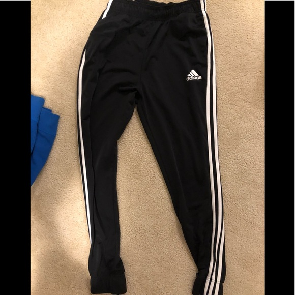adidas Other - Adidas track pant black size medium